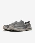 Skechers Superior- Milford Erkek Gri Günlük Ayakkabı 64365 CCGY