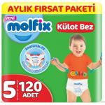 Molfix Külot Bez Aylık Fırsat Paketleri Bütün Bedenler