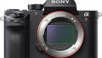 Sony A7R II Aynasız 4K Fotoğraf Makinesi