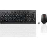 Lenovo 510 Wireless Combo Klavye Mouse Set Siyah GX30Z91076