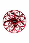 Corby CX011 Sensörlü Mini Ufo Drone – Kırmızı