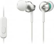 Sony Mdr-Ex110Apw Kulakiçi Kulaklıklar, Beyaz