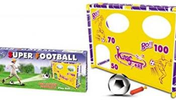 King Sport Tekli Futbol Kalesi (fn-f0612078), Çocuklar, Çok Renkli, Tek Beden