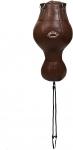 Lonsdale 3568 Authentic Deri 90 cm Boks Torbası, Yetişkin, Tek Beden, Kahverengi