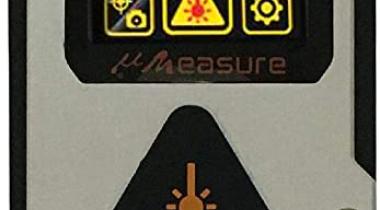 Measure MS11B-40 Lazermetre ve Hizalama, 40 m, Siyah