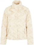 Vero Moda VMCURL HIGH NECK SHORT FAUX FUR JACKET Kadın Ceket