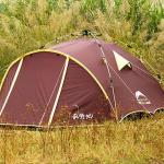 Wildland Moon Nest 200 3 Mevsim 2 Kişilik Kamp Çadırı, Bordo