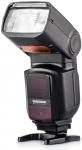 Yongnuo Flash Blitzausloeser Canon–Master ve YN968EX-RT HSS GN60için ISO 100