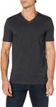 DeFacto V Yaka Slim Fit Kısa Kollu T-shirt Erkek T-Shirt