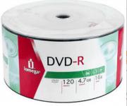 IOMEGA Dvd-r 4.7gb 120 Dk 16x 50 Adet