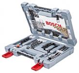 Bosch Professional Drill Screwdriver Bit Premium Accessories Set, 76 Parça 2608P00234