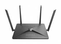 D-Link DIR-882 Dual Band Wireless AC2600 MU-MIMO Wave 2 Wi-Fi Router with 4-Port Gigabit Ethernet