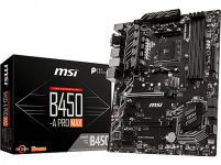 MSI MB B450-A Pro Max Anakart