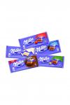 Milka Lezzet Paketi (5 Adet Tablet Çikolata)