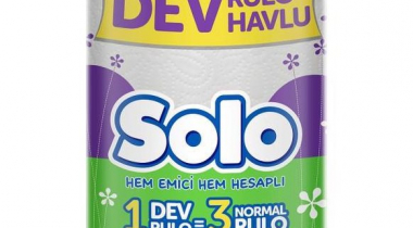 Solo Dev Havlu 1=3 Rulo