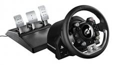 Thrustmaster T-GT (Direksiyon + 3 lü Pedalset, Force Feedback, 270° – 1080°, Eco-System, Gran Turismo Lisansı, PS4 / PC)